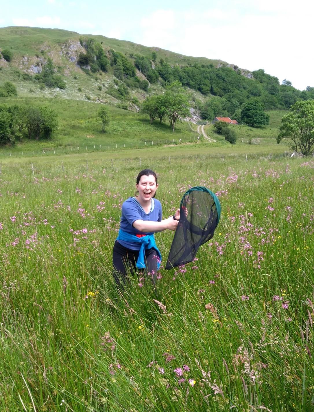 In a meadow near Monawilkin Lake, Derrygonnelly, Co. Fermanagh