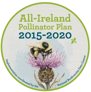 All Ireland Pollinator Plan logo